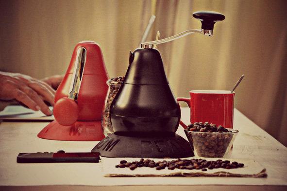 Koffie-Thee-benodigdheden