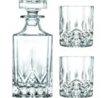 Whisky set karaf met 2 glazen