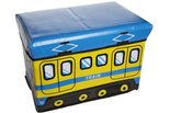 Kinder-opbergzitbox-trein