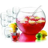 Punch Party set bowl