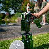 Ondergrondse bierlift koeler flessenopener