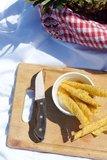 Steakmessen set 3 delig Hercule Amefa