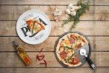 "Pizzabord ""Hot Fresh"" 30 cm"