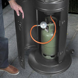 Eurom Area Lounge Heater Terrasverwarmer 2