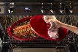 Papilloteovenschaal met deksel 41 cm Emile Henry oven