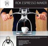 Espresso maker Rok
