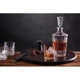 Whisky set karaf met 4 glazen kristal Harding Bond _