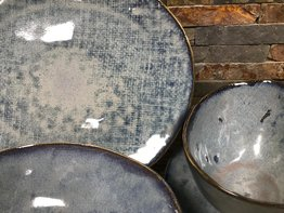 Dessertbord 19,5 cm Aicha Blue