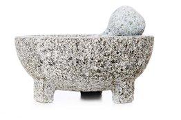 Vijzel met stamper graniet 20 cm Cosy&Trendy