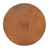 BBGrill Orion Classic Rust Cortenstaal Deksel