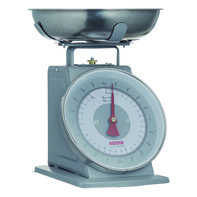 Keukenweegschaal grijs 4kg