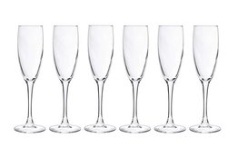 Champagne glas 19cl set van 6 Cosy Moments