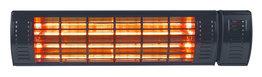 Eurom Golden Ultra RCD Terrasverwarmer 2000 Black