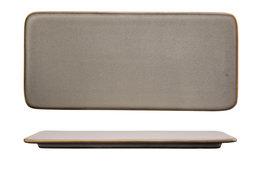 Plat presentatiebord 36,5x16,8cm Ararat