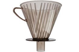 Koffiefilter met tuit
