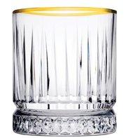 Glas 35,5 cl Elysia gouden rand