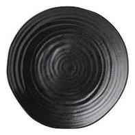 Bord 28 cm zwart Tribeca