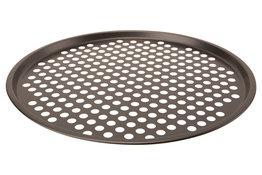 Pizza bakplaat met gaatjes 32 cm