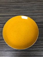 Ontbijtbord Oranje 21 cm Arenito