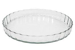 Taartvorm borosilicaat glas 27 cm Cosy&Trendy