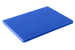 Professionele snijplank blauw voor vis, schaal en schelpdieren Cosy&Trendy