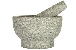 Vijzel met stamper graniet 16 cm Cosy&Trendy