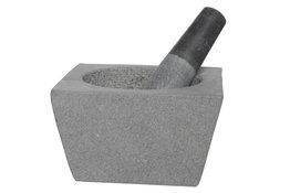 Vijzel met stamper graniet 15 cm Cosy&Trendy