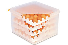 Eieren bewaardoos