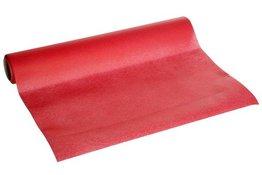 Tafelloper rood 40 x 480 cm