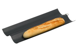 Bakplaat stokbrood 39 cm SIF