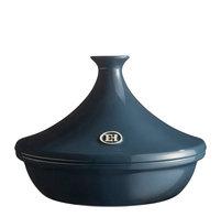 Tajine 32 cm Feu Doux blauw Emile Henry