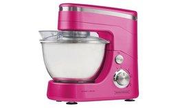 Keukenmachine 1400 Watt Roze