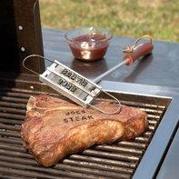 Brandijzer vlees BBQ 40 cm