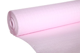 Tafelkleed papier lichtroze op rol Cosy&Trendy