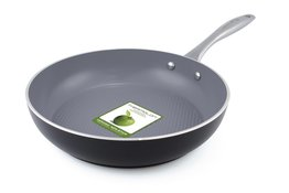 Greenpan Milan 3D Skillet Vis en groenten Hapjespan 28cm