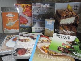 Monique's meukvrije kookboeken bundel