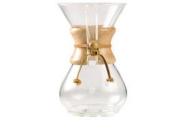 Koffiemaker met filter voor zes kopjes Chemex Classic