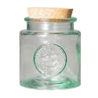 Voorraadpot glas 0,5 liter Authentic