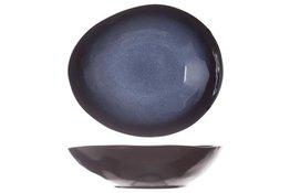 Diep bord ovaal 19,5 cm Sapphire