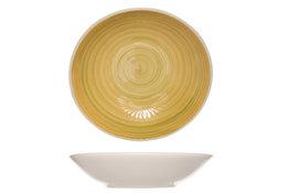 Bord Calotte geel 21 cm Turbolino