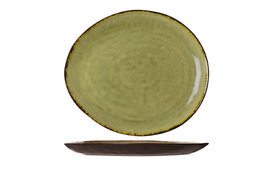 Bord ovaal 33 cm Mossa