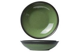 Bord diep 22 cm Vigo Emerald