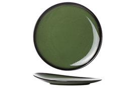 Bord plat 21 cm Vigo Emerald