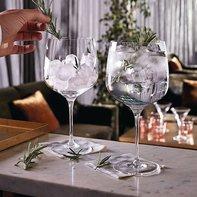 Gin Tonic glazen 76 cl set van 6