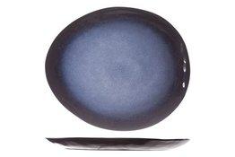 Bord ovaal 27,5 cm Sapphire