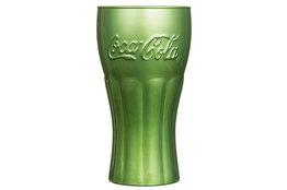 Coca Cola glas 37cl groen