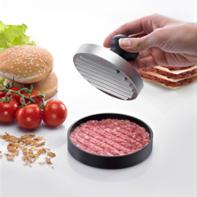 Hamburgerpers 11 cm aluminium Uno