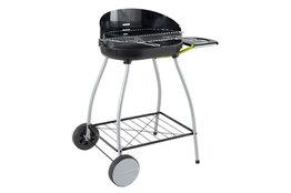 Isy Fonte 1 BBQ Houtskool Cook'in Garden
