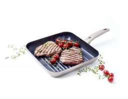 Grillpan keramisch 28 cm Greenpan Cambridge Bronze