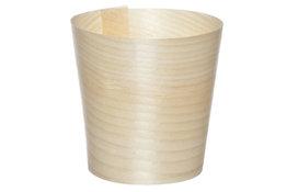 Bekertje hout 6cm 20stuks